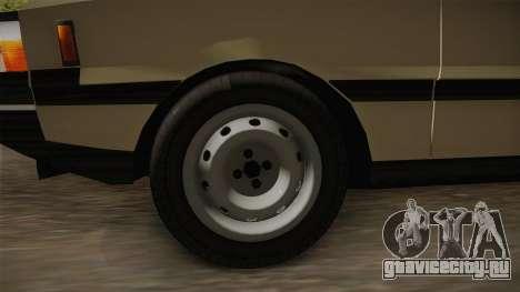 FSO Polonez 1500 для GTA San Andreas вид сзади
