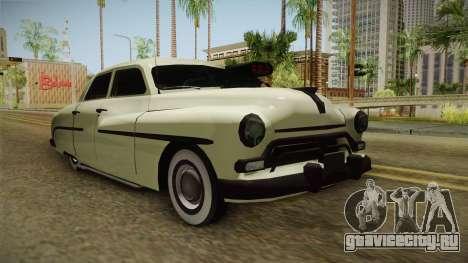 Mercury Monterey Sedan 1950 для GTA San Andreas вид справа