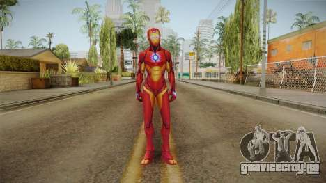 Marvel Future Fight - Iron Heart для GTA San Andreas второй скриншот