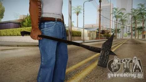 The Elder Scrolls V: Skyrim - Dawnguard Hammer для GTA San Andreas