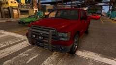 Bravado Bison для GTA 4