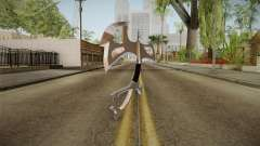 Chromed Battle Axe для GTA San Andreas