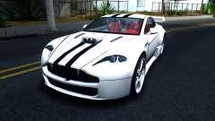 Aston Martin Vantage V8 для GTA San Andreas