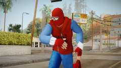 Spider-Man Homecoming - Home Costume (Fan Made) для GTA San Andreas