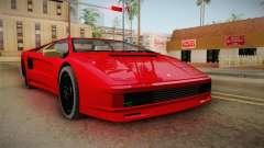 GTA 5 Pegassi Infernus Classic Coupe