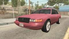 GTA 5 Vapid Stanier SA Style