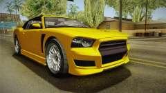 GTA 5 Bravado Buffalo 2-doors Cabrio IVF