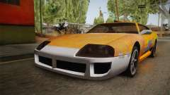 Jester PJ Old Supra F&F для GTA San Andreas