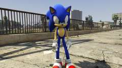 Sonic The Hedgehog для GTA 5