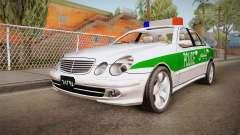 Mercedes-Benz E500 Iranian Police