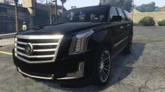 Cadillac Escalade FBI