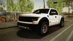 Ford F-150 SVT Raptor 2014