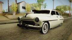 Mercury Monterey Sedan 1950 для GTA San Andreas