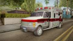 Resident Evil - Ambulance