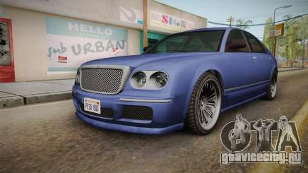 GTA 5 Enus Cognoscenti 55 для GTA San Andreas