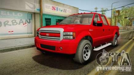 GTA 5 Vapid Sadler для GTA San Andreas