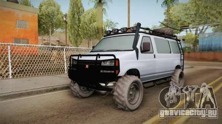 GTA 5 Bravado Rumpo Custom для GTA San Andreas