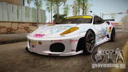 Ferrari F430GT 2010 27 Pacific Racing для GTA San Andreas