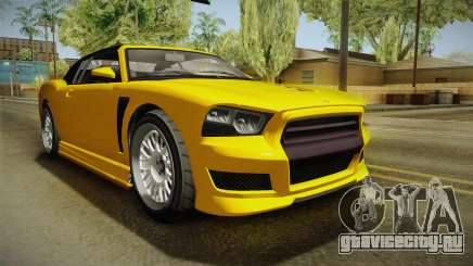GTA 5 Bravado Buffalo 2-doors Cabrio IVF для GTA San Andreas