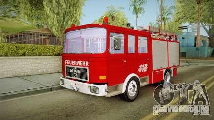 MAN F8 14.192 LHF для GTA San Andreas