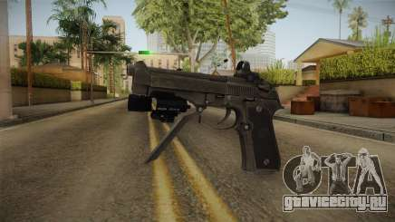 Battlefield 4 - M93R для GTA San Andreas
