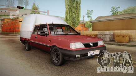Daewoo-FSO Polonez Truck Plus 1.6 GLi для GTA San Andreas