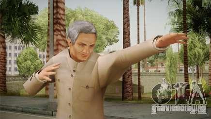 007 Goldeneye Blofield для GTA San Andreas