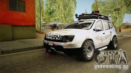 Dacia Duster Mud Edition для GTA San Andreas