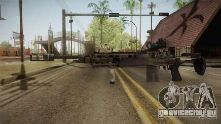 Battlefield 4 - M39 EMR для GTA San Andreas