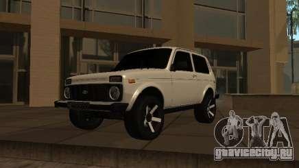 Niva 2121 Аrmenian для GTA San Andreas