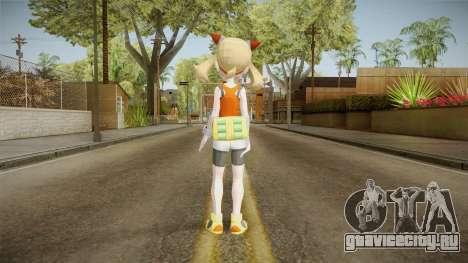 Pokémon ORAS - May для GTA San Andreas третий скриншот