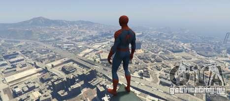 The Amazing Spider-Man 2 для GTA 5