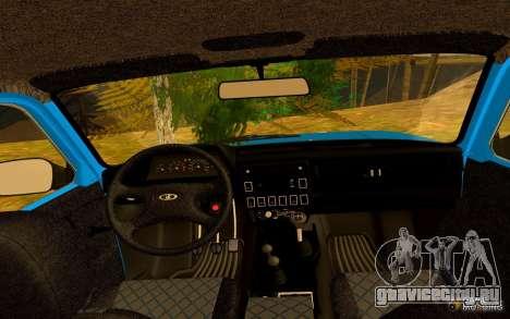 VAZ 2121 GVR для GTA San Andreas вид справа