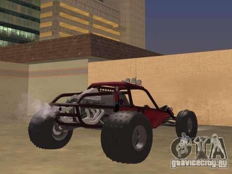 Dune Y.A.R.E Buggy для GTA San Andreas вид справа