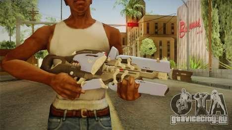 Overwatch 9 - Widowmakers Rifle v1 для GTA San Andreas третий скриншот