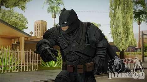 Batman vs. Superman - Batman Armor для GTA San Andreas