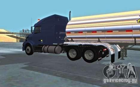 VOLVO VNL 630 для GTA San Andreas вид слева