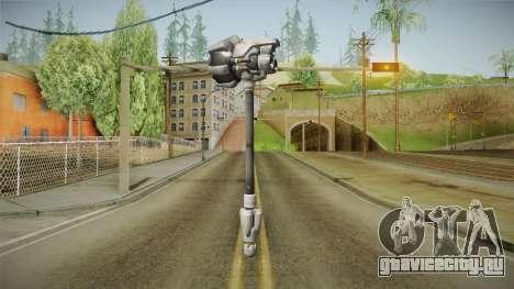 Overwatch 9 - Reinhardts Hammer для GTA San Andreas