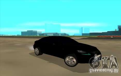 Lexus LS для GTA San Andreas