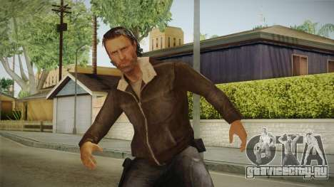 The Walking Dead: No Mans Land - Rick для GTA San Andreas
