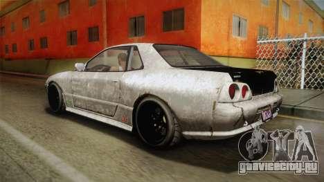 GTA 5 Annis Elegy Retro Custom v2 для GTA San Andreas вид снизу