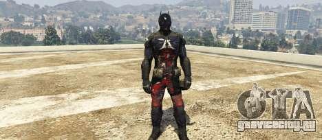 Arkham Knight для GTA 5