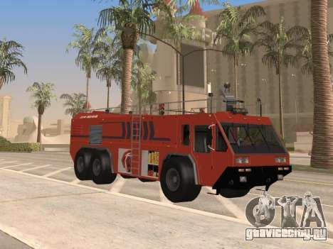 E-One Titan Force 6x6 для GTA San Andreas