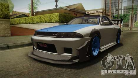 GTA 5 Annis Elegy Retro Custom v2 для GTA San Andreas вид справа