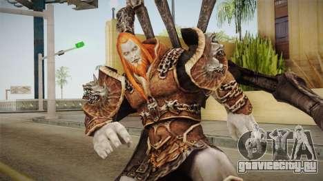 God of War - Ares для GTA San Andreas