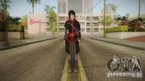 Shao Jun Hoodie Down для GTA San Andreas второй скриншот