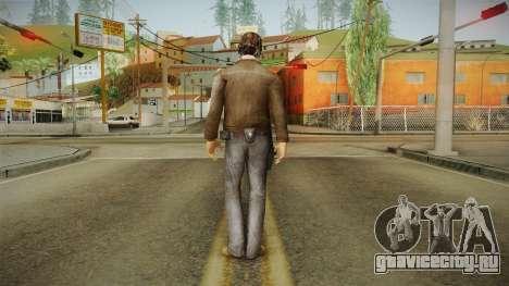 The Walking Dead: No Mans Land - Rick для GTA San Andreas третий скриншот
