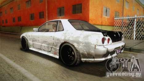 GTA 5 Annis Elegy Retro Custom v2 для GTA San Andreas двигатель