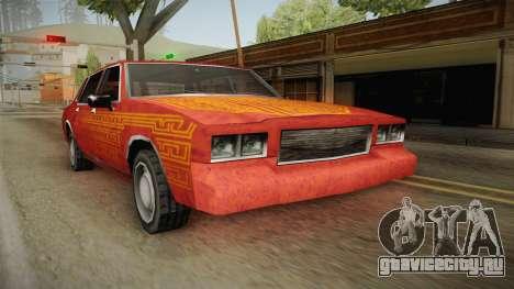 Tahoma Remington PJ1 для GTA San Andreas