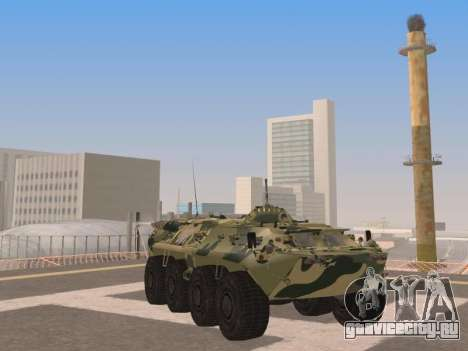 БТР-80 для GTA San Andreas